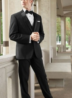 The Tuxedo: Keeping it Simple