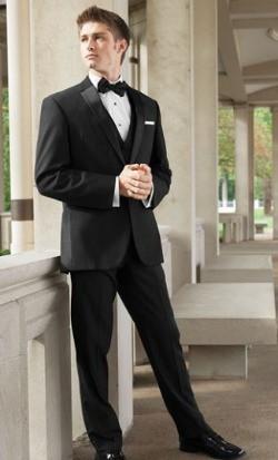 Classic Tuxedo Look