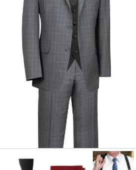 Zoot Suit Looks