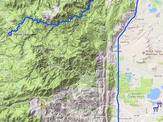 Honeymoon Day 2: Boulder-Dash!