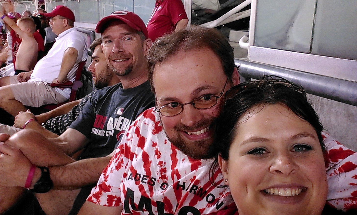 Red's Game with Friends