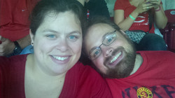 We love the Reds games