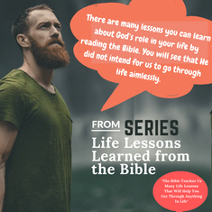 Life Lessons Learned from the Bible- Exodus 7-8