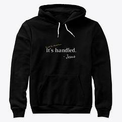 It's handled hoodie black .jpg