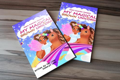 My Magical Brown Unicorn Bundle (3 books)