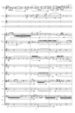 Sheet music - original score (Music engraving)