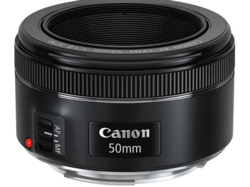 Canon 50 mm f/1,8 STM