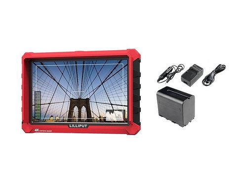 """Lilliput A7s - 7"""" 4K LED náhledový monitor s Full HD rozlišením 1920x1200"""