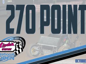 Hendershot DBY Motorsport Top Point Earner