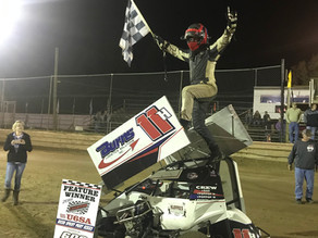 Boyer & Miller grab Micro wins in last lap passes