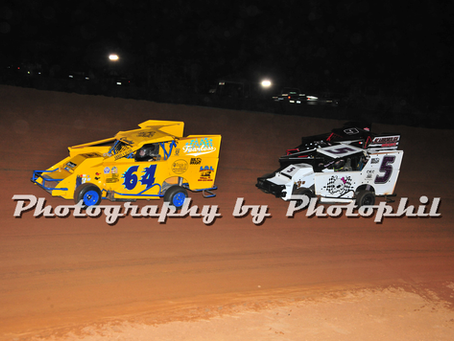 Cauley Wins in Second Sunshine Series race at Southern Raceway