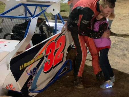 Bieber Wins the Race and Championship at Linda's Speedway; LV 50 Format released