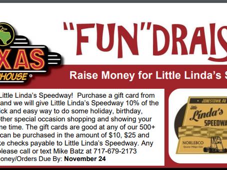 Little Linda's Speedway Fundraiser