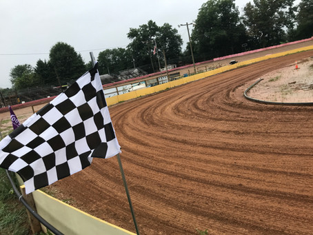Rain ends bid for Aug 21 racing at LLS