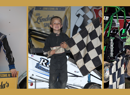 Chase Schott, Jase Smith, Mason Glass are Little Linda's Speedway's 2019 Champions