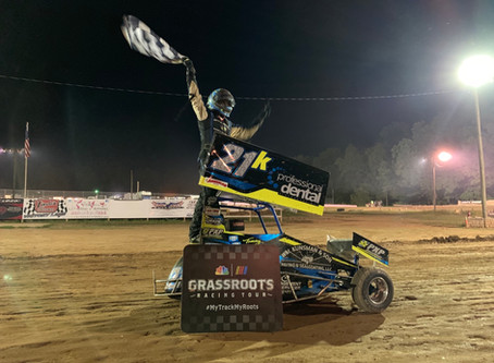 Kunsman Doubles Up; Scicchitano and Bieber also winners