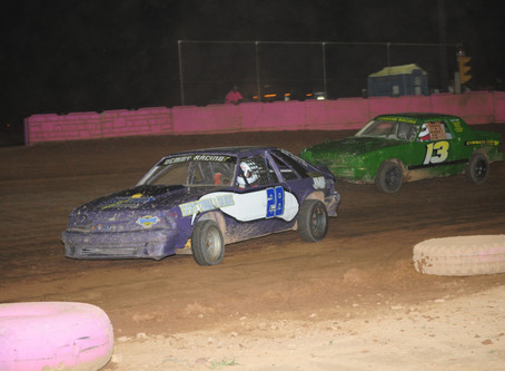 Demmy & Cunnane make First Entries for Charger Championship Race