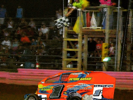 Harris Wins Modifieds; Svanda & Pyle join as first time winners