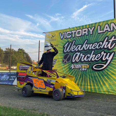 Action Track's final week showcases Junior & All Star Slingshots