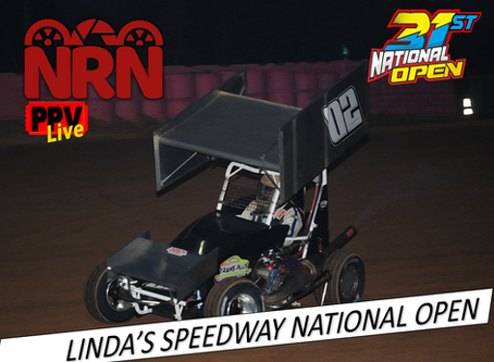 National Racing Network to Broadcast National Open 31