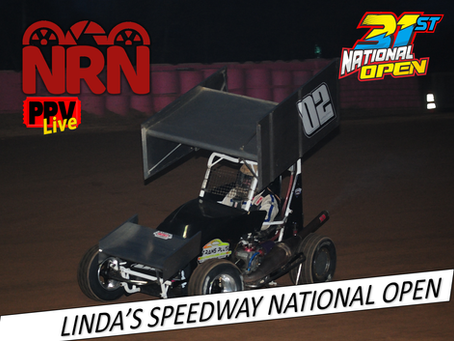 Linda's Speedway partners with National Racing Network in 2021