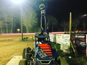 Buckwalter Wins at Starrcade