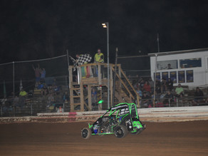 Rumsey is the Big Dog at Linda's Speedway June 5