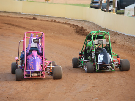 Rain ends Tuesday Race; Saturday Showdown this Weekend