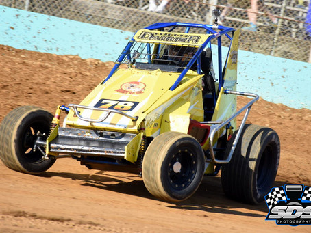 Danner's Busy Schedule Marked with SpeedSTR races