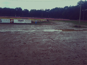 Racing Rained Out for Aug 23