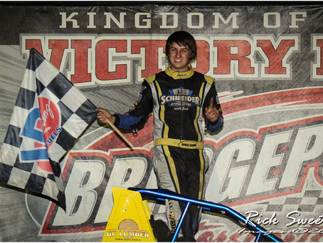 Danner breaks out in Labor Day Bridgeport Speedstr Win