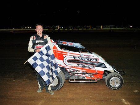 Williams Opening Night 600 Micro Sprint Winner; Buchinsky Modified Tour Victor