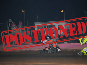 125 Micro Sprint finale Postponed