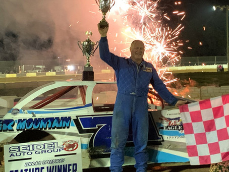 Charger Championship Race and Title go to Dale Kreiser