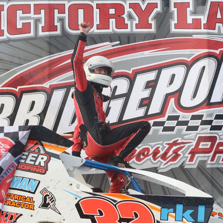 Bieber Fever Strikes at Bridgeport Motorsports Park Sunday