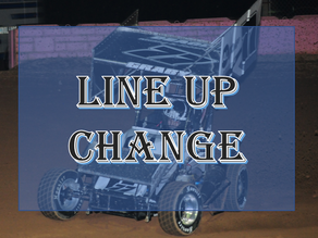 New Line Up Procedure in place for 2019