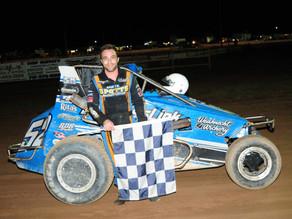 Buckwalter top in Speedstrs; Settle first time Legend Winner