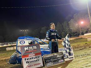 Buckwalter Speedweek King; Diehl and Schraden also take wins