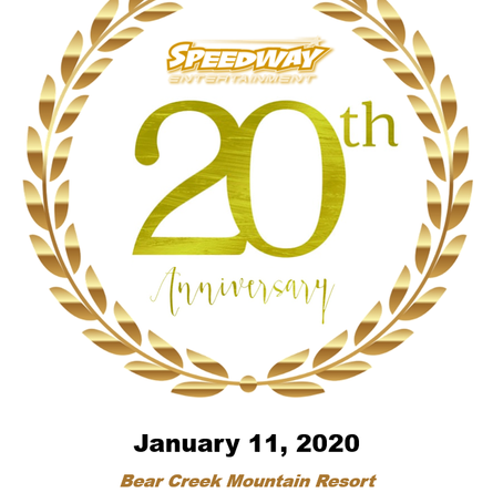 Year 20 Celebration and Banquet Jan 11, 2020