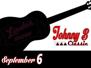 Linda's Speedway's Johnny B Classic will offer Free Admission (Sept 6)
