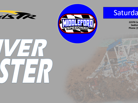 Middleford Speedway Usac All Pro Speedstr Entry List