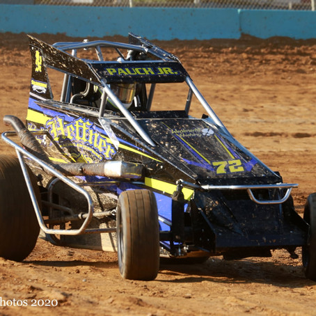 Pauch Jr. Kicks Off Speedstr Season with Win