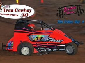 Details on Iron Cowboy 30 & ARDC/Sidewinder Challenge