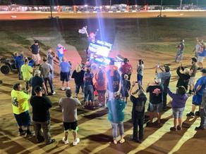 Kunsman Wins Thrilling 600 Sprint Race; Boyer 270 Micro Sprint King