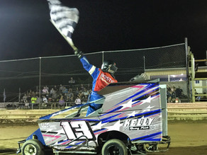 Schoenly opens Chase with win; Bollinger top 600 MS driver