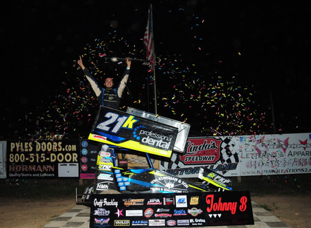 Kunsman shines at Johnny B Classic in front of sell out crowd; Scicchitano, Shearer, and Kimmel also