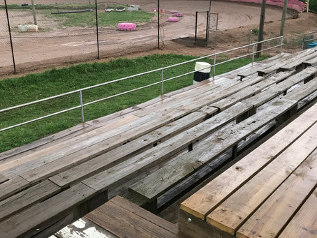 May 5th Rained Out; Midgets return June 30th