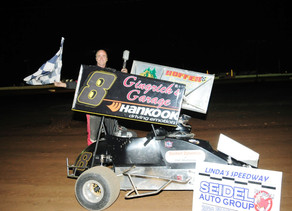 Gingrich takes Steve Buch Memorial; Thompson goes back to back in 600 Micro Sprints