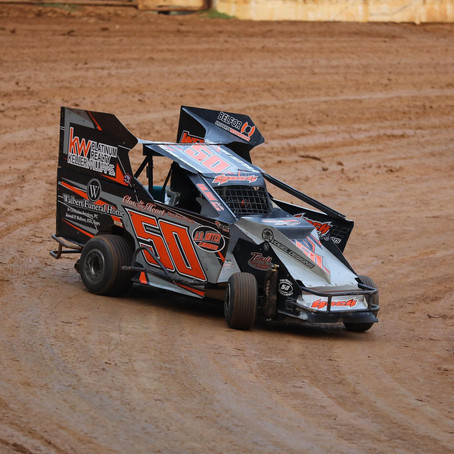 Hoch Brothers Back to Back; Taschler/ Cole Duel for Jr Title at Shellhammer Dirt Track