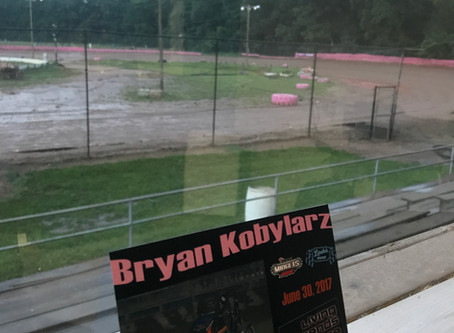 June 30 Rained Out - Rain Check Info